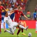 العار يلاحق بطل العالم فى مباراة «الوداع» أمام أستراليا