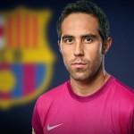 برشلونة يتعاقد مع برافو اربعة مواسم