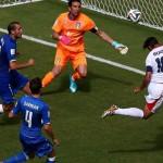فيديو .. كوستاريكا تهزم ايطاليا وتتأهل وانجلترا تودع المونديال