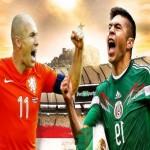 «طواحين هولندا» تخشى ثورة المكسيك.. فى قمة واقعية بين الهجوم والدفاع