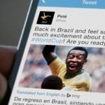 تويتر تشجع متابعى كأس العالم بمشاركة لحظاتهم الخاصة عبر موقعها