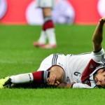 خضيرة يخرج من تشكيل المانيا بسبب الاصابة