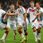 هدف جوتزة يتوج ألمانيا بلقب المونديال