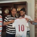مرسي يقود الزمالك لفوز ودي على 6 أكتوبر