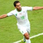 جابو ثالث جزائري يسجل هدفين في كاس العالم