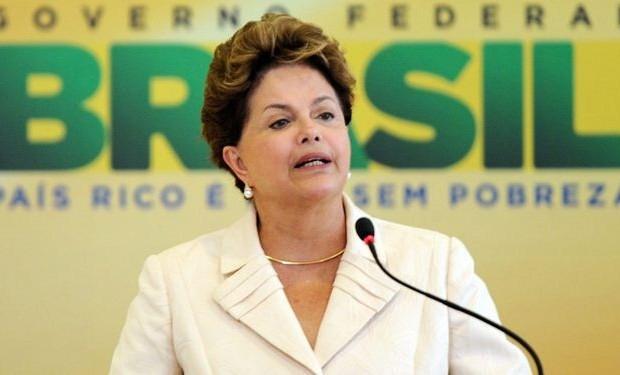 رئيسة البرازيل تعد المحتجين بتحقيق تحول اجتماعي