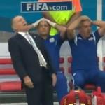 سابيلا: لاعبو الأرجنتين لم يرغبوا في النزول للمران قبل مشاهدة البرازيل
