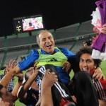مبروك : أشكر ادارة الأهلى واللاعبين والجماهير