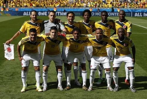 كولومبيا ضد ساحل العاج