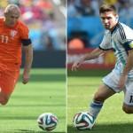 4 معارك تحدد بطل حرب هولندا والارجنتين