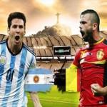 فى أول اختبار مونديالى.. أرجنتين «ميسى» تخشى مغامرة بلجيكا «هازارد»