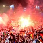 برلين تتأهب لاستقبال أبطال العالم