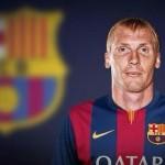 رسميا.. برشلونة يضم ماثيو لاعب فالنسيا
