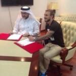 """العربي القطري يتعاقد مع """"باولينهو"""" بعد منافسة شرسة مع الشباب السعودي"""
