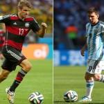 النهائى الحلم.. ألمانيا بقوة دفع سباعية تستدرج أرجنتين ميسى فى «ملحمة ماراكانا»