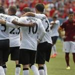اهداف مباراة مانشستر يونايتد وروما الودية 3 – 2