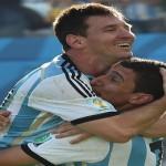دي ماريا: الحظ يقف بجانبنا كما وقف مع أسبانيا في جنوب أفريقيا 2010