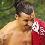 إبراهيموفيتش يغيب عن سان جيرمان 4 أسابيع بسبب الاصابة