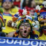 إلغاء مباريات كرة القدم في الإكوادور بسبب الزلازل