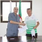 الصحافة الجزائرية تشيد بالبداية الناجحة للمدرب الفرنسي جوركيف