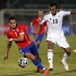 شكوك حول مشاركة عبد الشافي مع مصر أمام السنغال