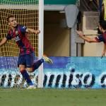 """فيديو..البديل """"ساندرو"""" ينقذ برشلونة من فخ  التعادل امام فياريال"""