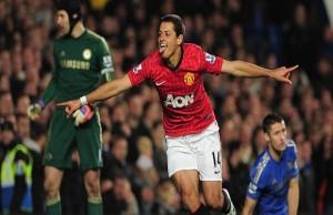 Javier-Hernandez-celeb-Chelsea-v-Manchester-U_2852443