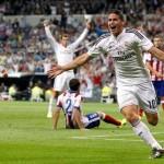 ملخص لمباراة ريال مدريد 1/1 أتلتيكو مدريد