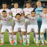منتخب تونس يصل القاهرة