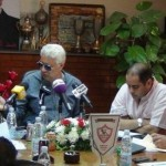 منصور: سنتنازل عن شكوى باسم على ..ونتواصل مع الاهلى لحل المشكلة
