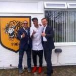 هال سيتي يضم هيرنانديز رسميا في أغلى صفقة في تاريخ النادي