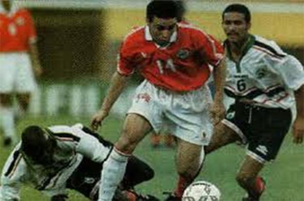 فاكر .. اخر فوز على تونس .. لما خسرنا من السنغال