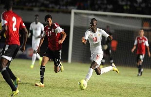 مصر--السنغال