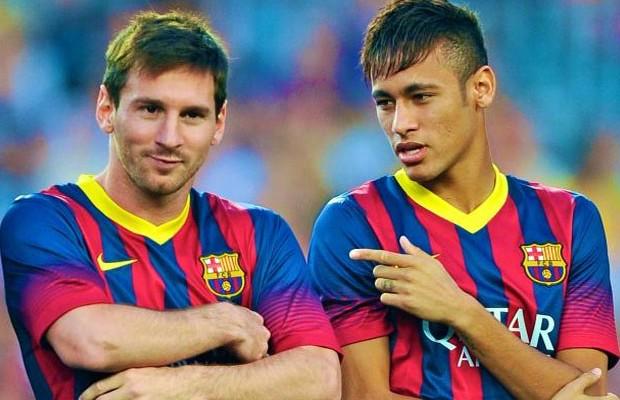 Nymar-Messi