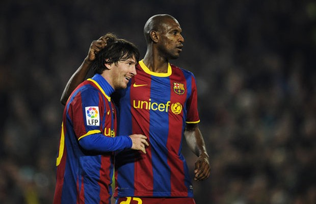 Abidal-Messi