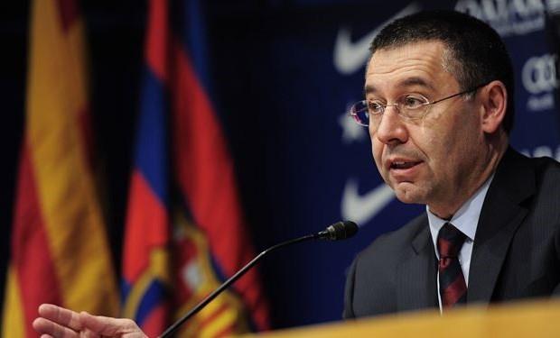 بارتوميو يتهم مدريد ويعلن اقتراب التجديد لميسي