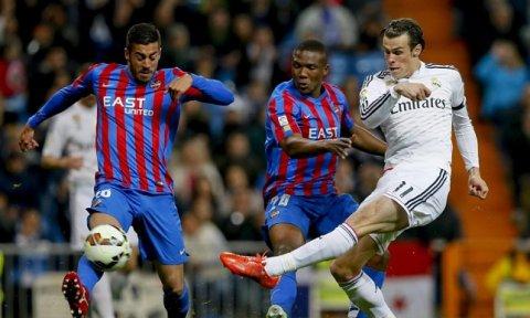 بيل يقود ريال مدريد لتخطي عقبة ليفانتي قبل الكلاسيكو