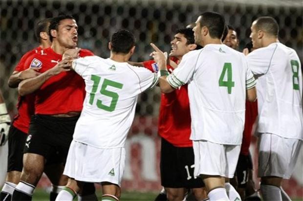 مصر و الجزائر