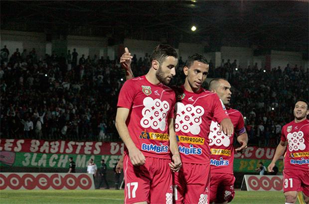 مولودية العلمة أقوي هجوم في الدوري الجزائري يهبط للدرجة الثانية