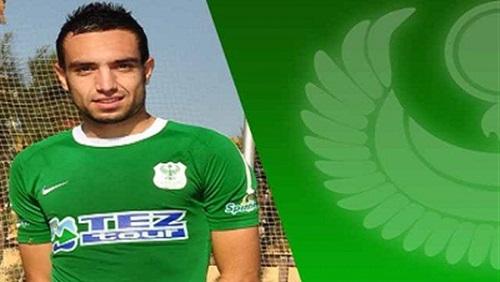 أحمد داوود لاعب المصري