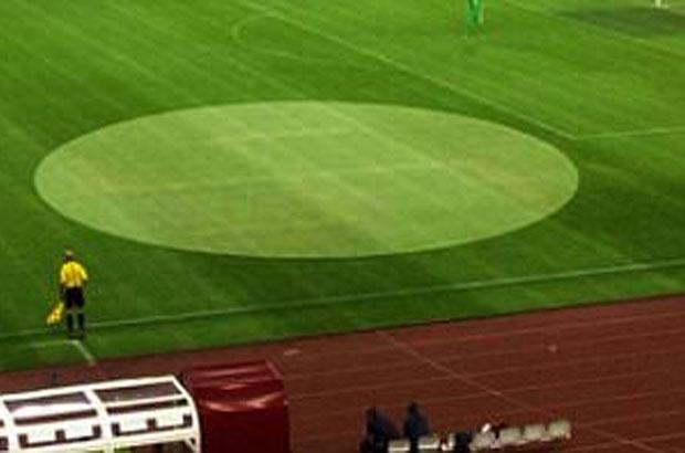 إيطاليا تشكو كرواتيا بسبب رمز نازي على أرضية الملعب