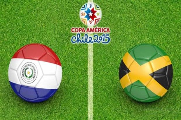 ماذا قدم منتخبي الباراجواي وجامايكا في كوبا أمريكا قبل لقائهما معاً ؟