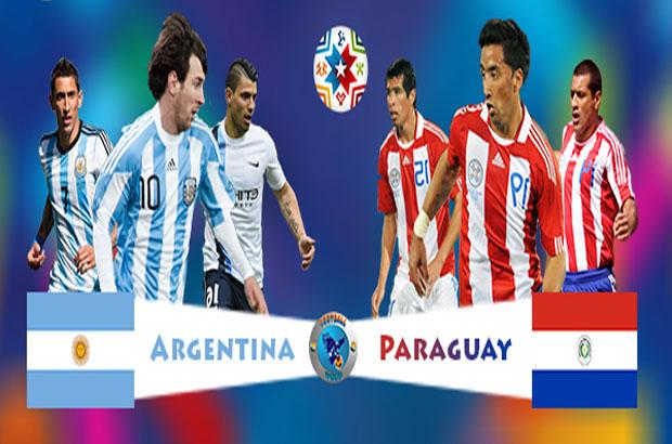 مين يكسب .. كلاكيت تاني مرة   الأرجنتين تصطدم بقاهر البرازيل في نصف النهائي