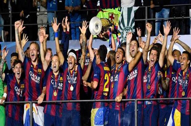 برشلونة بطل دوري أبطال أوروبا