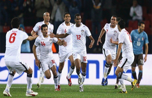 مصر و ايطاليا