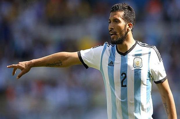 جاراي يغيب عن الأرجنتين في نهائي كوبا أمريكا