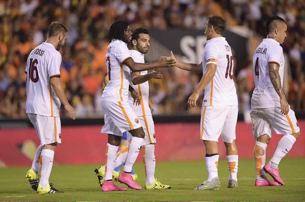 مباراة ودية | روما - فالنسيا
