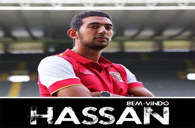 """رسميًا .. أحمد حسن """" كوكا """" في سبورتنج براجا البرتغالي"""
