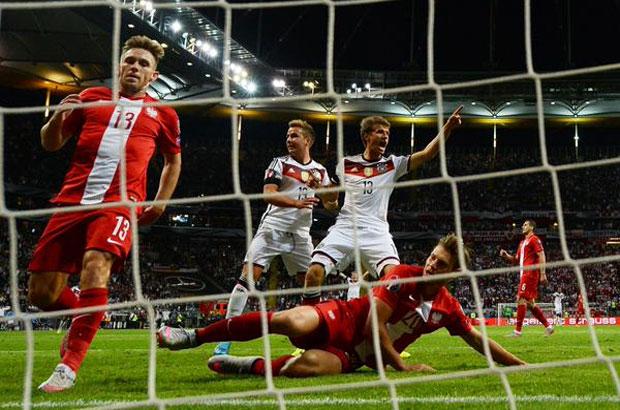 ألمانيا تضرب بولندا بثلاثية وتخطف صدارة المجموعة