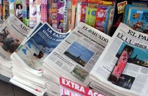 الصحافة-الإسبانية